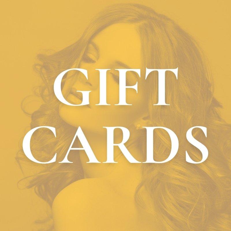 SF Salon Gift Card Akron OH