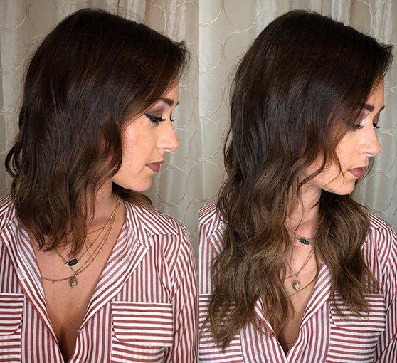 hair extensions sf salon akron oh